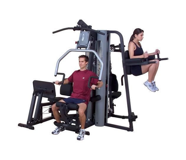 Commercial Gym Equipment Australia: Body Solid G9S Multi Station